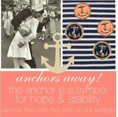 Anchors Away!  SwellCaroline.Blogspot.Com