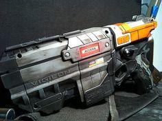 Johnson Arms Custom Nerf Guns
