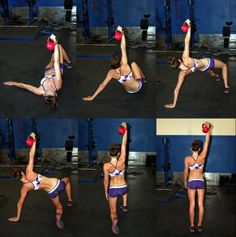 CrossFit Women Workouts   CrossFit Exercises That Make You A Better Swimmer   Breaking Muscle