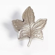 Emenee MK1036-A Nature Collection Maple Leaf Knob - Knobs and Hardware