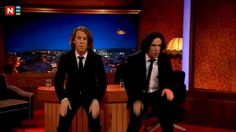 I Kveld Med Ylvis - Opening dance from Season 1&2 (2/4 ) Ylvis ~ Brothers Bård and Vegard Ylvisåker ♥