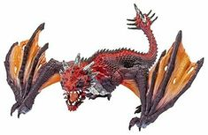 Mythological Red Fire Dragon Monster Action Figure Creature Cartoon Hercules Toy for sale online Fantasy Beasts, Fantasy Art, Legos, Big Iguana, Dragon Fighter, Mare Horse, Animal Action, League Of Legends Game, Clydesdale Horses