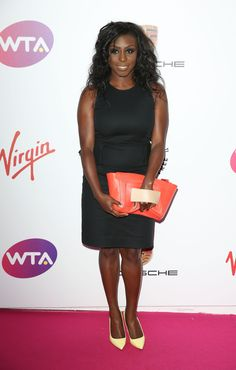 Laura Mvula with Aspinal of London's Marylebone Clutch