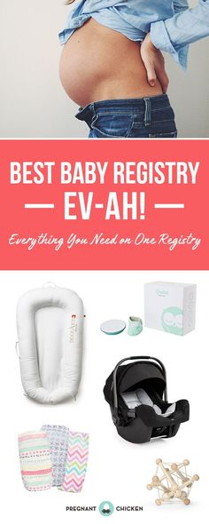 We found possibly the best baby registry site that lets you register exactly what you want across the web. Everything from must haves to minimalists to the dream items on your checklist! Our Baby, Baby Boy, Carters Baby, Baby Girls, Best Baby Registry, Baby Registry Must Haves, Future Mom, Baby Necessities, Baby Essentials