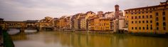 https://flic.kr/p/vJe13F | The Colours of Florence | Florence, Italy                                                                en.wikipedia.org/wiki/Ponte_Vecchio