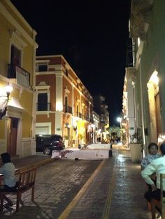 City of Campeche, Mexico