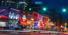Nigel Thompson dons his stetson and samples the rocking nightlife of Nashville but finds there's a hidden history amid the honky tonks
