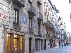 Calle Estafeta - Pamplona ( Navarra- España)