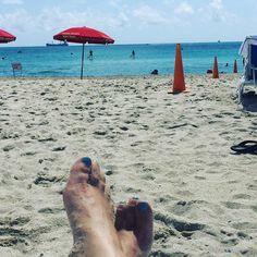 Ahh!! What a view on Miami Beach!  #views #beach #beachlife #beachday #beachbum #vacation #vacationtime #vacations #summer2017 #summervacation #summerfun #loewsmiami #loewssouthbeach #loewsmiamibeach #loews #hotels #hotel #miami #miamibeach #miamilife #southbeach #sand #ocean #oceanside #waves #beachwaves