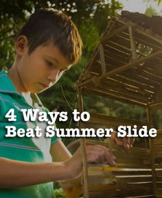 4 Simple Summer Routines for Beating the Summer Slide - Modern Parents Messy Kids Quiet Time Activities, Creative Activities For Kids, Craft Projects For Kids, Summer Activities, Family Activities, Learning Activities, Outdoor Activities, Master Of Science Degree, Intrinsic Motivation