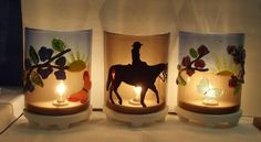 For Mother's Day - Light Up Our Gallery Entry - Delphi Artist Gallery Glass Art, Glass Lamps, Artist Gallery, Light Up, Candle Holders, Table Lamp, Candles, Mugs, Day