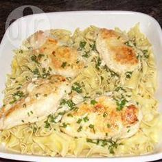 Recipe Picture:Chicken Simmered in Roasted Garlic Sauce
