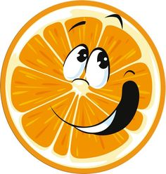 Food and drink clipart Funny Fruit, Cute Fruit, Cute Food, Food Clipart, Fruit Clipart, Smileys, Fruit Art, Fruit And Veg, Food Humor