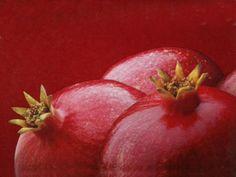 Pomegranates (photo only)