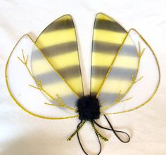 sc 1 st  Pinterest & Bumblebee Child Wings | Little Miss Shaye | Pinterest | Bumble bees