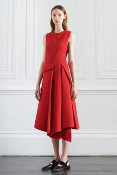 Victoria Beckham Resort 2016 [Courtesy Photo]