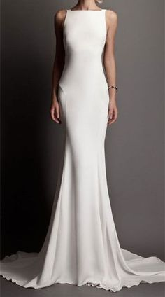 Elegant White Mermaid Bodycon Sexy Party prom dresses 2017 new style fashion evening gowns for teens girls