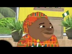 Watch Bino and Fino: African cartoon for kids! Curious to check it out, though we're not exposing the kids to any TV yet.