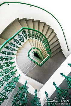 Spiral Staircase in Prague Prague, Czech Republic