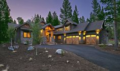 Browse Architectural Designs vast collection of 4 bedroom house plans. Craftsman Style House Plans, Country House Plans, New House Plans, Dream House Plans, House Floor Plans, Craftsman Houses, Architectural Design House Plans, Architecture Design, Mountain House Plans