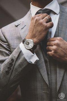 Watch n suit