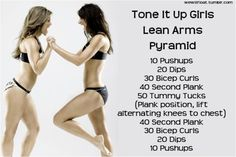 Arms Pyramid