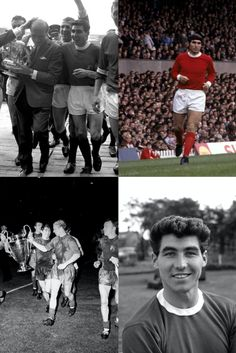 Dunne helped United become the first English club to lift the European Cup in 1968. Manchester United Players, European Cup, How To Become, The Unit, English, Football, Memories, Club, Sports