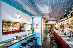 Peruvian Restaurant and Pisco bar brand identity in Soho, #London, by Martin Morales. #Peru. via: @creativeroots