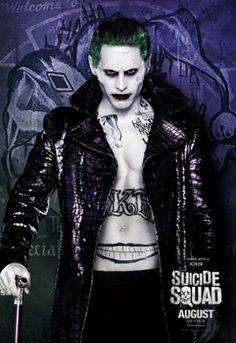 Aseguran que el Joker de Leto es espeluznante - Toda la información del cine, la música y la televisión está en TNT | TNT América Latina