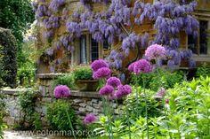 Coton Manor Garden, Coton, Northampton, England.