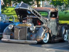Rat Rod Truck | Recent Photos The Commons Getty Collection Galleries World Map App ...