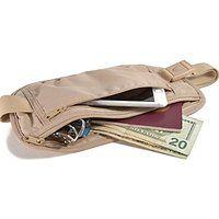 Cheap Money Belt Runner Waist Pack Travel Kangaroo Pouch Tactical Wallet for…