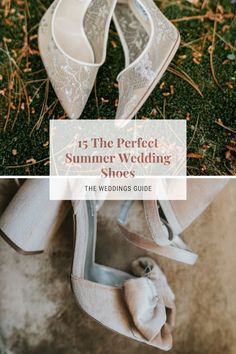 The Perfect Summer Wedding Shoes Ideas #weddingshoesflat Wedding Shoes, Summer Wedding, Weddings, Nice, Beautiful, Ideas, Bhs Wedding Shoes, Wedding Slippers, Mariage