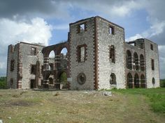 Colbeck Castle - St. Catherines, Jamaica
