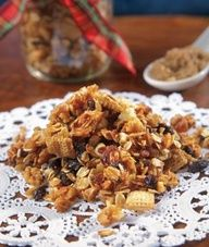 Homemade Granola  - Make a big batch in the slow cooker for snacks throughout the week!
