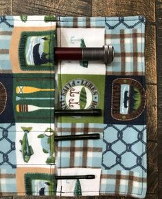 """Fly Fishing Rod Sleeve, Fly Fishing gifts, Fly Fishing Rod Sleeve and Reel Bag Combination, fly fishing gear, """"Boundary Waters"""" Fishing Rod Bag, Fly Fishing Gifts, Fly Fishing Gear, Fishing Rods And Reels, Fly Reels, Rod And Reel, Going Fishing, Best Fishing, Fishing Tips"""