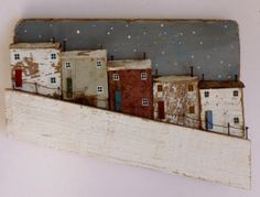 "Kirsty Elson Designs ""Snowy Hill"""
