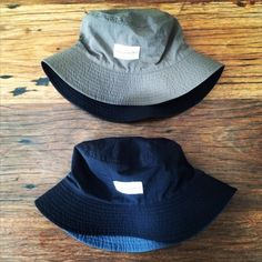 custom bucket hatsWORK IT TWO WAYS with a double sided reversible bucket hat  in contrasting tones fb8327a6b3c0