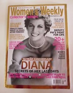 Image result for anniversary cover women's weekly