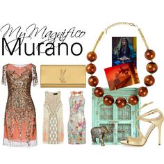 """""""MyMagnifico Murano"""" by mymagnifico.com on Polyvore"""