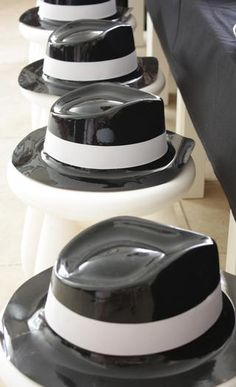 Hostess with the Mostess® - Secret Agent Party Secret Agent Party, Secret Party, Spy Hats, Spy Birthday Parties, Detective Party, James Bond Party, End Of Year Party, Fancy Party, Party Accessories