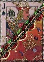 Playing Cards Altered Art - Bing images