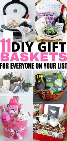 11 diy gift baskets for every occasion