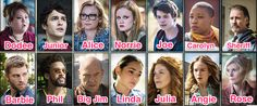 List of Characters Under the Dome