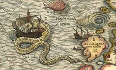 Lapham's Quarterly podcast: Monsters of the Deep