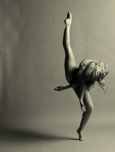 If I could be anything, I would be a dancer