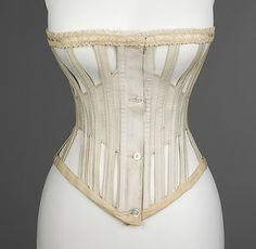 Retro Rack: Proper Foundation Garments, Part 3: Corsets!