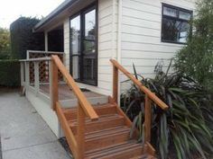 Taupo Accommodation - Standard Cabin Exterior