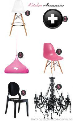 Kitchen accesorios