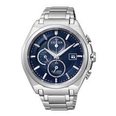 Citizen Chronograph Nr. CA0350-51M. Machen Sie ein unvergessliches Geschenk und schenken Sie diese Uhr mit einer persönlichen Gravur.